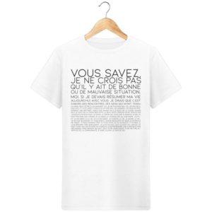 tshirt2 300x300 - À la recherche d'un cadeau original pour homme ?