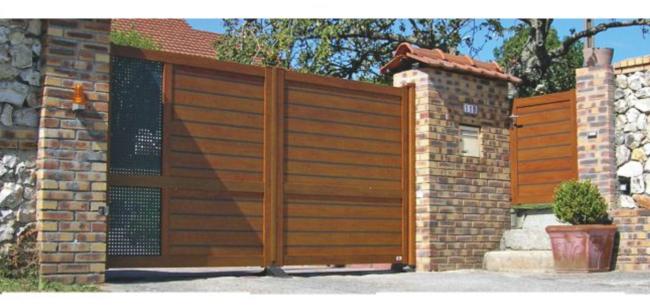 Portail design, pensez aussi à votre décoration extérieure!