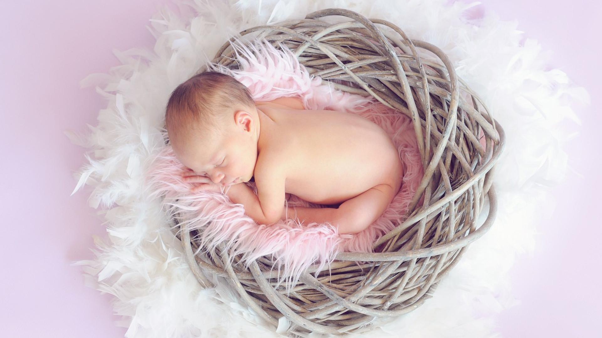 Un faire-part de naissance pour partager notre joie de devenir parents