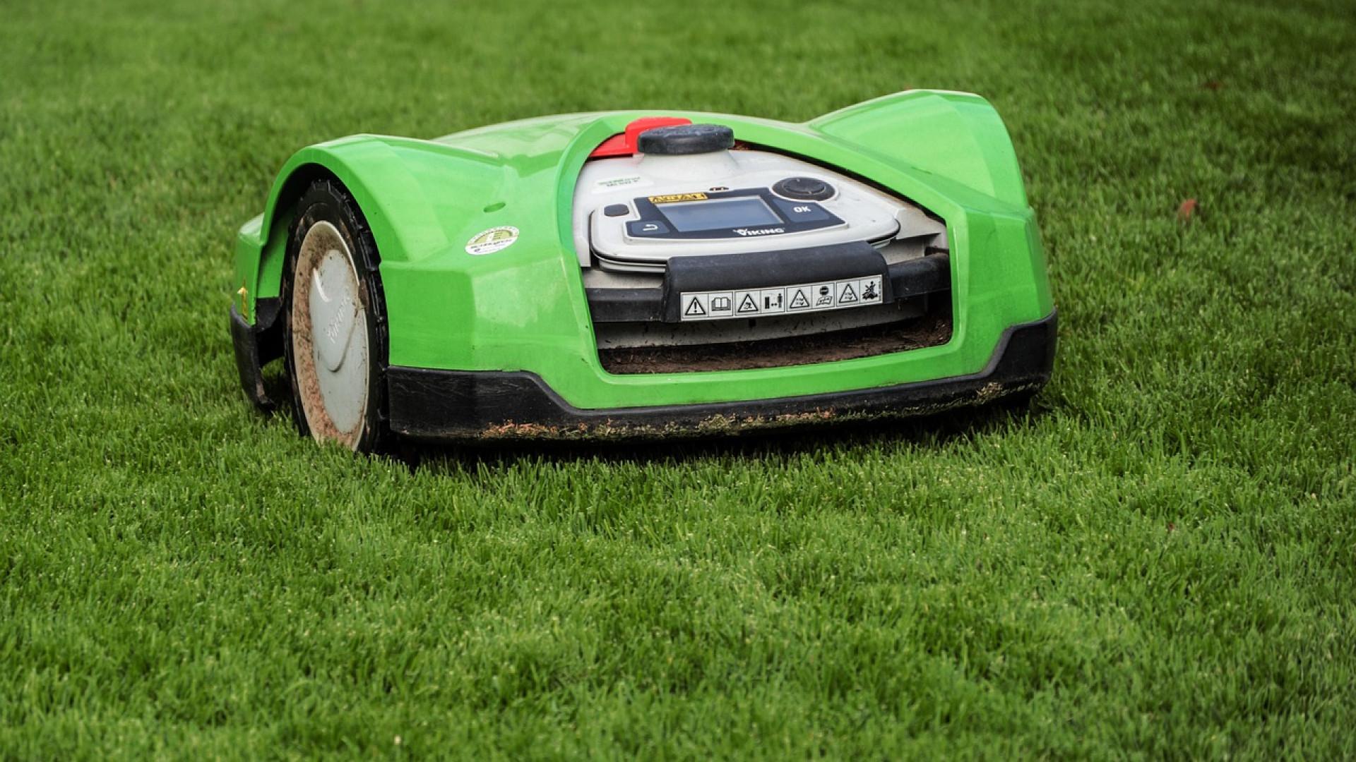 Entretenez votre jardin sans effort avec un robot-tondeuse