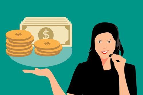 financial advisor 3318769 640 500x331 - Compléter vos revenus en devenant Vendeuse à Domicile