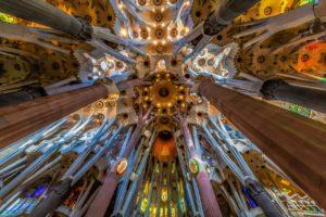 sagrada familia 3746024 1280 300x200 - Visiter Barcelone le temps d'un week end