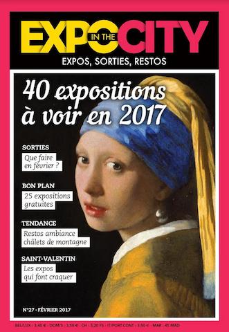 EXPO IN THE CITY da7b5 - Sorties littéraires, les incontournables du mois de janvier
