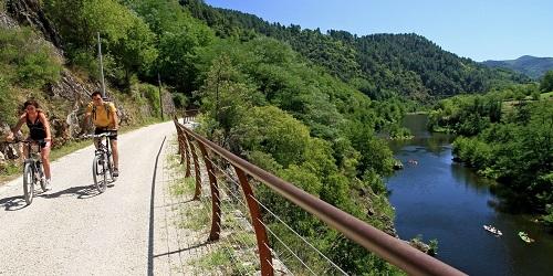 MR063 DOLCE VIA CYCLISTES - Une journée en Ardèche pour en prendre plein les yeux !