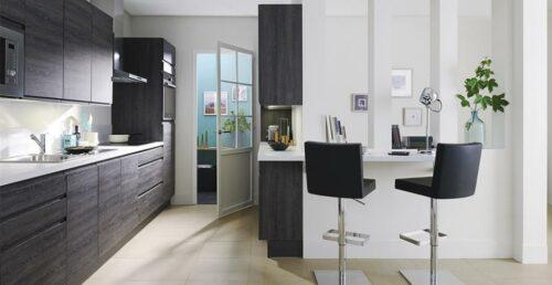 parallele1 500x258 - Nos conseils déco pour une belle cuisine parallèle