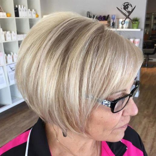 coupe courte femme 50 ans cendre - 10 coiffures courtes chics et simples pour les femmes de plus de 50 ans