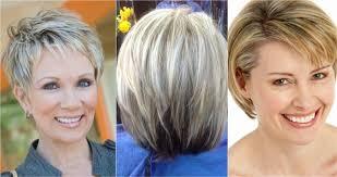 coupe courte femme mature 50 ans - 10 coiffures courtes chics et simples pour les femmes de plus de 50 ans