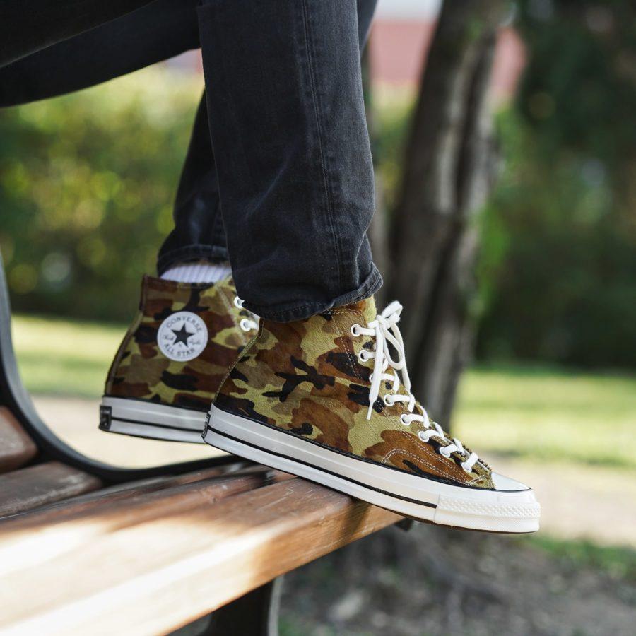 Converse Chuck Taylor All Star 70 High Pony Giraffe e1610702371813 - Sneakers : En 2020, la tendance est à l'extravagance !