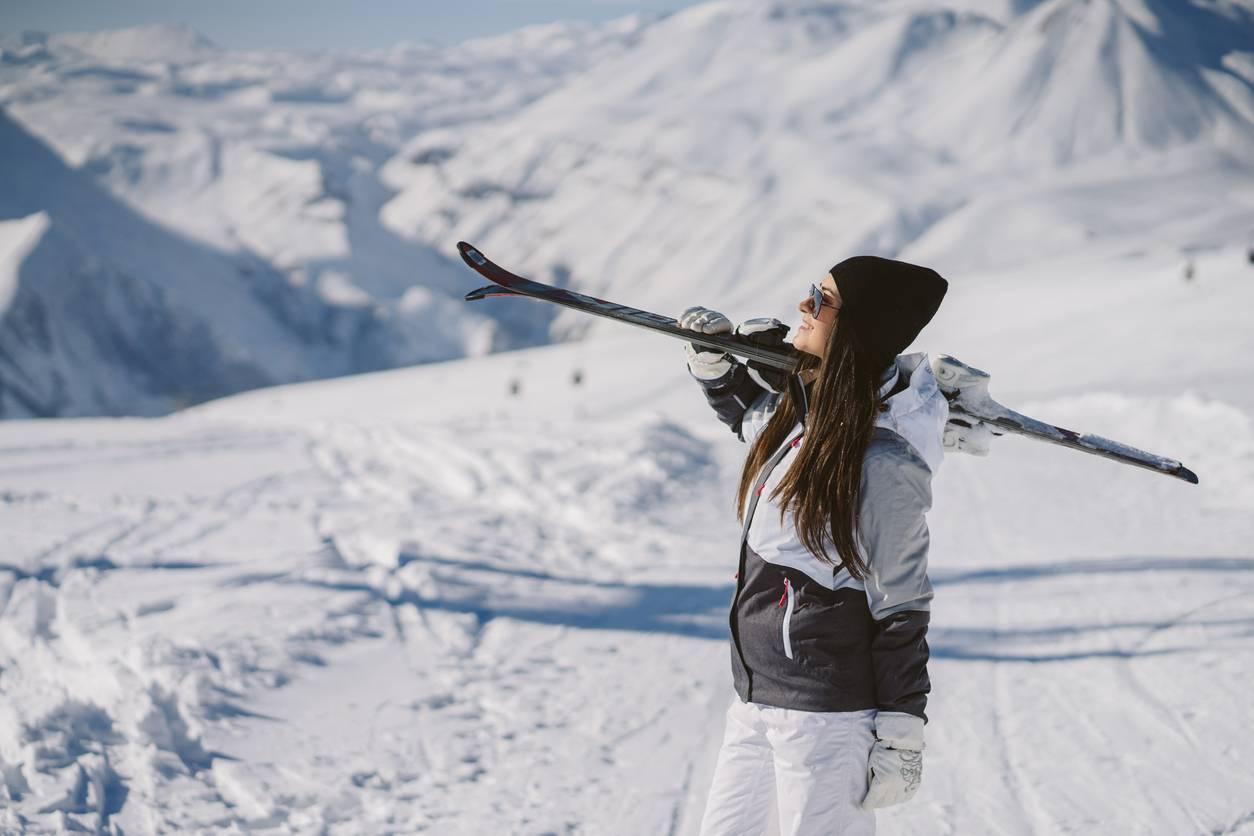 img vacances pendant skier etats - Skier aux États-Unis pendant les vacances