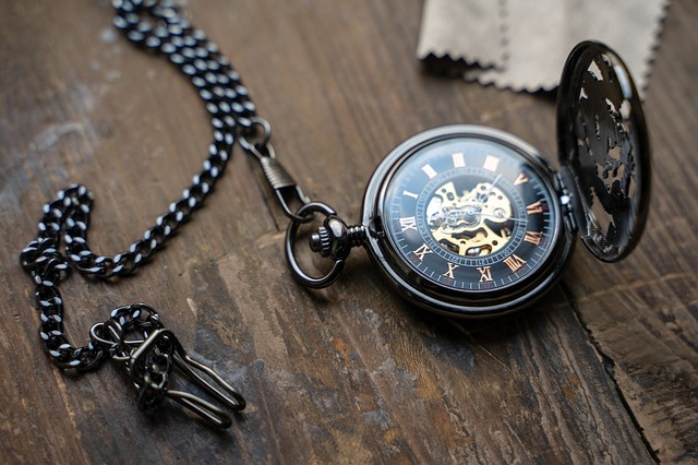 Pourquoi acheter une montre à gousset vintage ?
