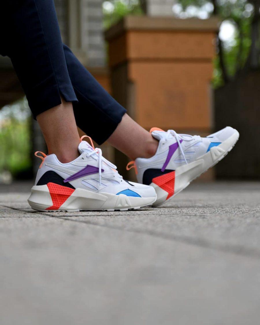 reebok aztrek double mix e1610701980261 - Sneakers : En 2020, la tendance est à l'extravagance !