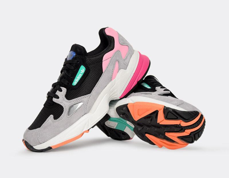 w falcon core blacklight granite 800x622 - Sneakers : En 2020, la tendance est à l'extravagance !