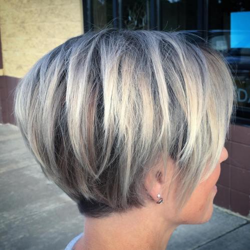 100 coiffures courtes époustouflantes pour les cheveux fins