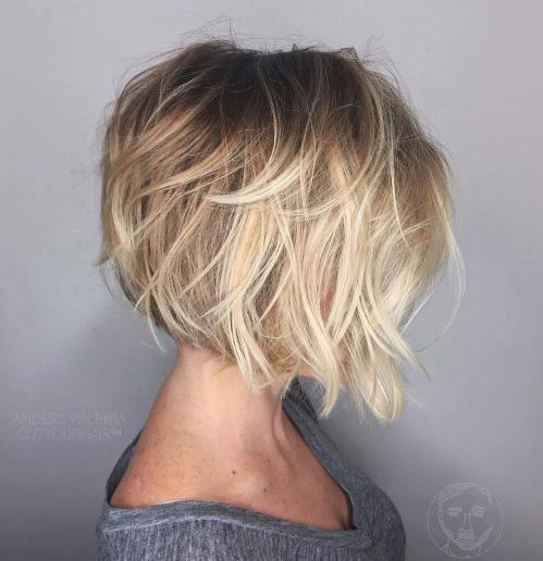100 coiffures courtes epoustouflantes pour les cheveux fins 5e41429b9e775 - 100 coiffures courtes époustouflantes pour les cheveux fins
