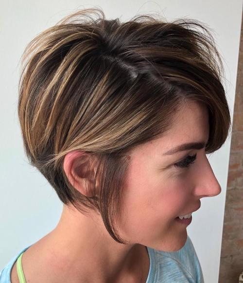 100 coiffures courtes epoustouflantes pour les cheveux fins 5e41429bf1c8c - 100 coiffures courtes époustouflantes pour les cheveux fins