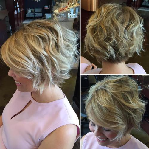 100 coiffures courtes epoustouflantes pour les cheveux fins 5e41429d03500 - 100 coiffures courtes époustouflantes pour les cheveux fins