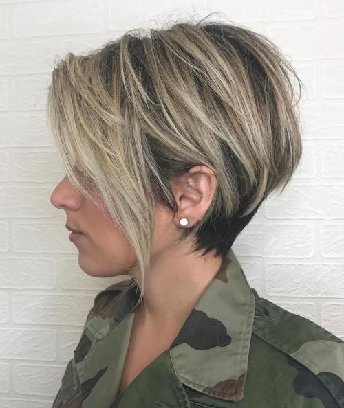 100 coiffures courtes epoustouflantes pour les cheveux fins 5e41429d90ecd - 100 coiffures courtes époustouflantes pour les cheveux fins