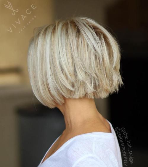 100 coiffures courtes epoustouflantes pour les cheveux fins 5e41429f74616 - 100 coiffures courtes époustouflantes pour les cheveux fins