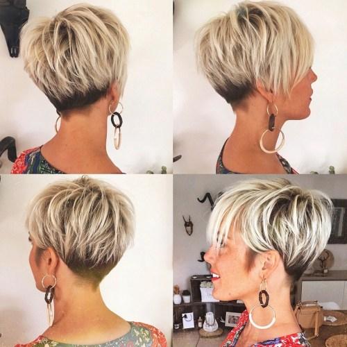 100 coiffures courtes epoustouflantes pour les cheveux fins 5e41429fddef0 - 100 coiffures courtes époustouflantes pour les cheveux fins