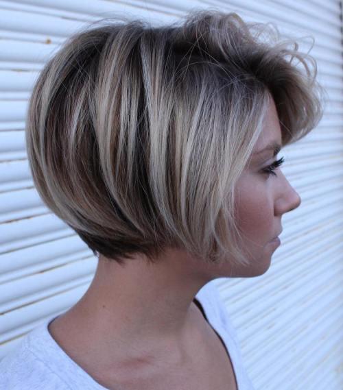 100 coiffures courtes epoustouflantes pour les cheveux fins 5e4142a01f929 - 100 coiffures courtes époustouflantes pour les cheveux fins