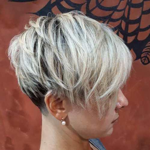 100 coiffures courtes epoustouflantes pour les cheveux fins 5e4142a055066 - 100 coiffures courtes époustouflantes pour les cheveux fins