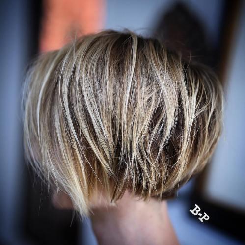 100 coiffures courtes epoustouflantes pour les cheveux fins 5e4142a13a685 - 100 coiffures courtes époustouflantes pour les cheveux fins