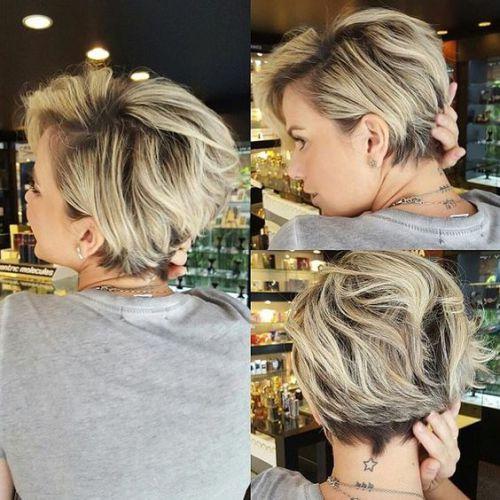 100 coiffures courtes epoustouflantes pour les cheveux fins 5e4142a171b94 - 100 coiffures courtes époustouflantes pour les cheveux fins
