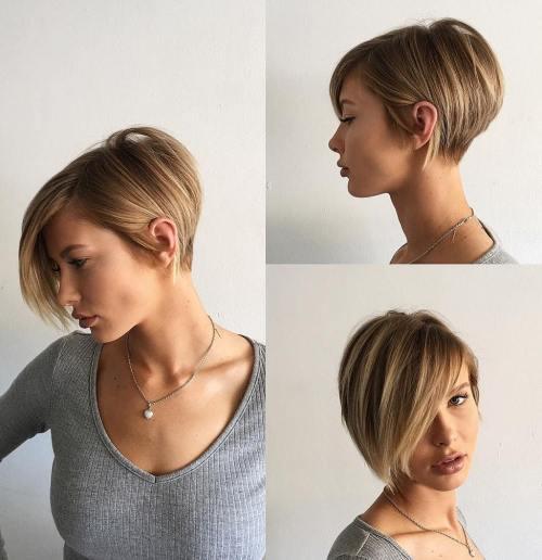 100 coiffures courtes epoustouflantes pour les cheveux fins 5e4142a1c6dae - 100 coiffures courtes époustouflantes pour les cheveux fins