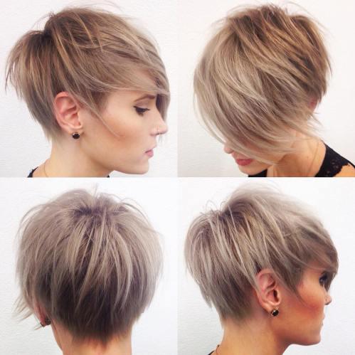 100 coiffures courtes epoustouflantes pour les cheveux fins 5e4142a29bde8 - 100 coiffures courtes époustouflantes pour les cheveux fins