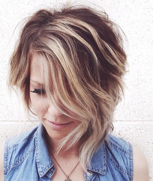 100 coiffures courtes epoustouflantes pour les cheveux fins 5e4142a392934 - 100 coiffures courtes époustouflantes pour les cheveux fins