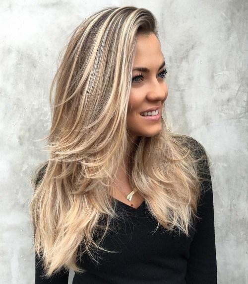 30 meilleures coiffures et coupes de cheveux pour les cheveux longs et droits 5e415bfee7d00 - 30 meilleures coiffures et coupes de cheveux pour les cheveux longs et droits