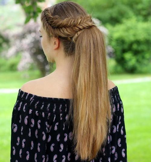 30 meilleures coiffures et coupes de cheveux pour les cheveux longs et droits 5e415c003b440 - 30 meilleures coiffures et coupes de cheveux pour les cheveux longs et droits