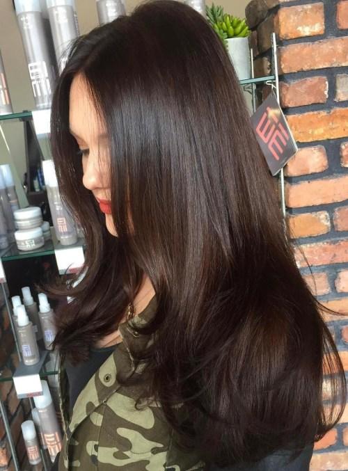 30 meilleures coiffures et coupes de cheveux pour les cheveux longs et droits 5e415c0078456 - 30 meilleures coiffures et coupes de cheveux pour les cheveux longs et droits