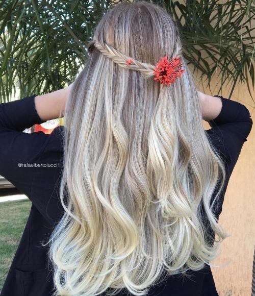 30 meilleures coiffures et coupes de cheveux pour les cheveux longs et droits 5e415c00afe48 - 30 meilleures coiffures et coupes de cheveux pour les cheveux longs et droits