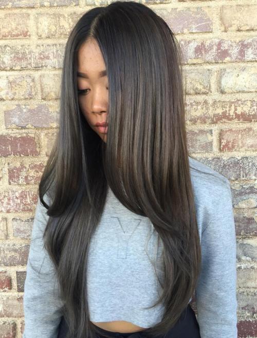 30 meilleures coiffures et coupes de cheveux pour les cheveux longs et droits 5e415c00cd889 - 30 meilleures coiffures et coupes de cheveux pour les cheveux longs et droits