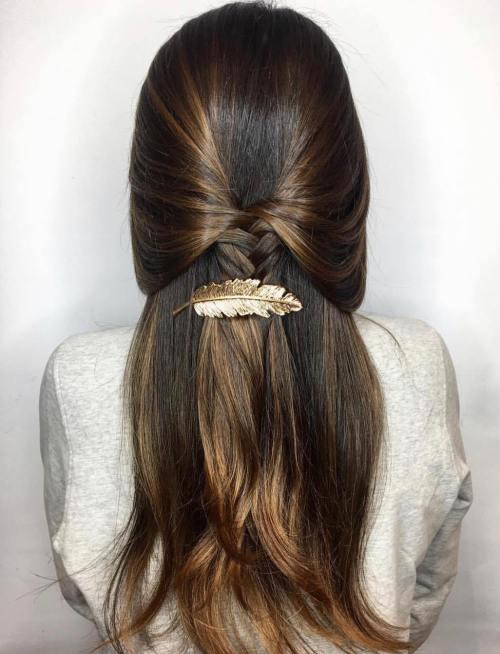 30 meilleures coiffures et coupes de cheveux pour les cheveux longs et droits 5e415c00ea937 - 30 meilleures coiffures et coupes de cheveux pour les cheveux longs et droits