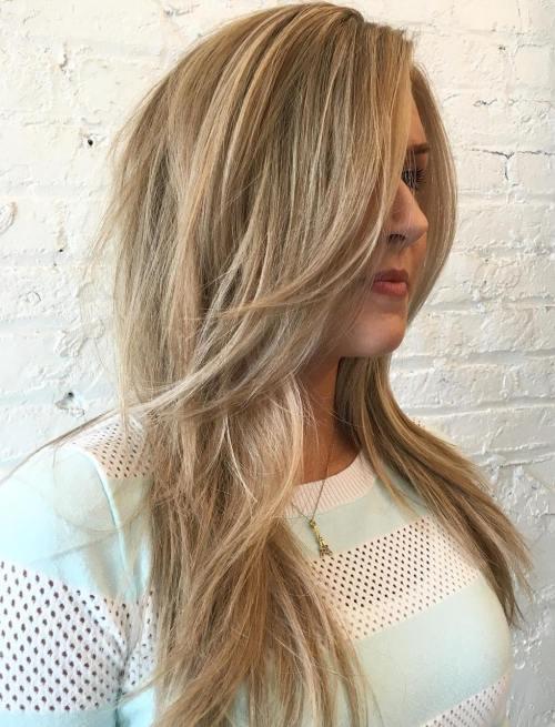 30 meilleures coiffures et coupes de cheveux pour les cheveux longs et droits 5e415c01a8297 - 30 meilleures coiffures et coupes de cheveux pour les cheveux longs et droits