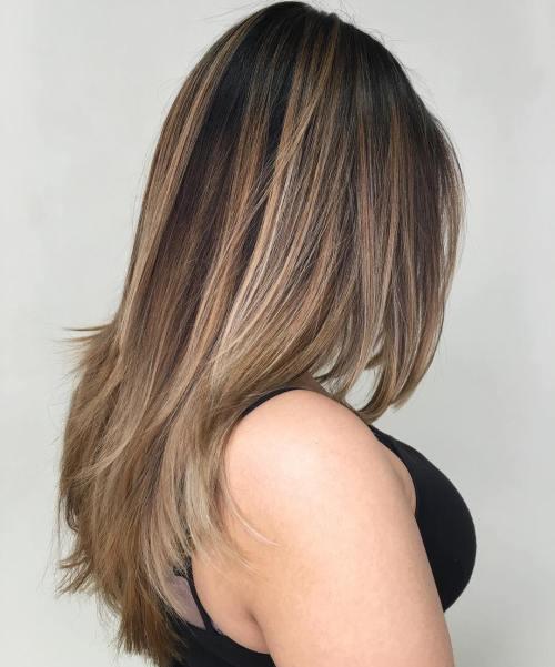 30 meilleures coiffures et coupes de cheveux pour les cheveux longs et droits 5e415c01dfa05 - 30 meilleures coiffures et coupes de cheveux pour les cheveux longs et droits