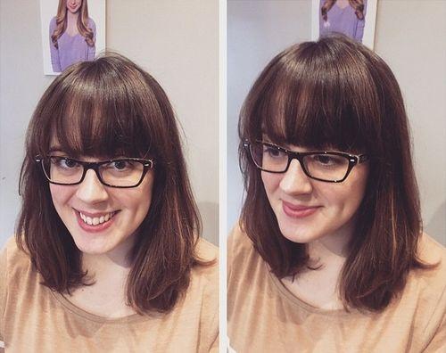 37 coupes de cheveux moyennes mignonnes pour alimenter votre imagination 5e414c1d29466 - 37 coupes de cheveux mi long mignonnes pour alimenter votre imagination