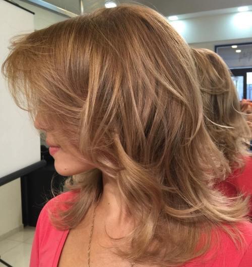 37 coupes de cheveux moyennes mignonnes pour alimenter votre imagination 5e414c1d77ea5 - 37 coupes de cheveux mi long mignonnes pour alimenter votre imagination
