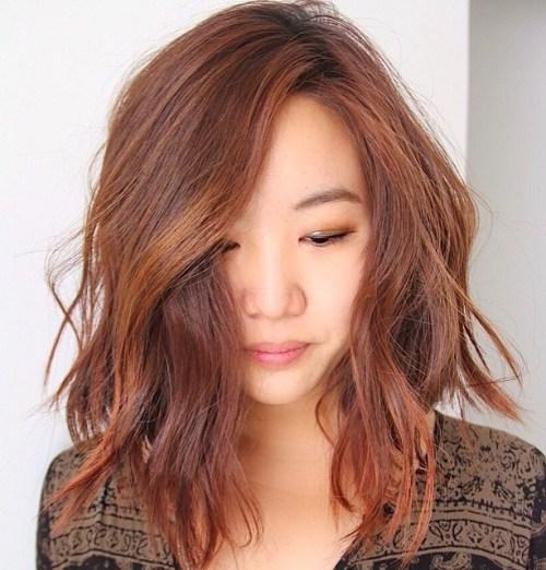 37 coupes de cheveux moyennes mignonnes pour alimenter votre imagination 5e414c1e3ff4f - 37 coupes de cheveux mi long mignonnes pour alimenter votre imagination