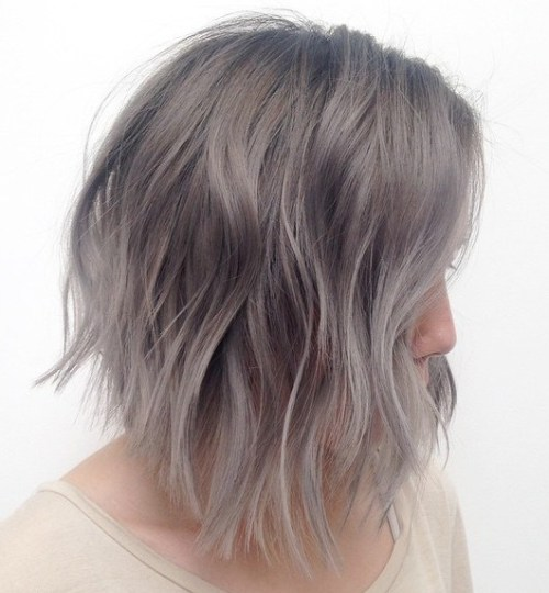 37 coupes de cheveux moyennes mignonnes pour alimenter votre imagination 5e414c1ede328 - 37 coupes de cheveux mi long mignonnes pour alimenter votre imagination