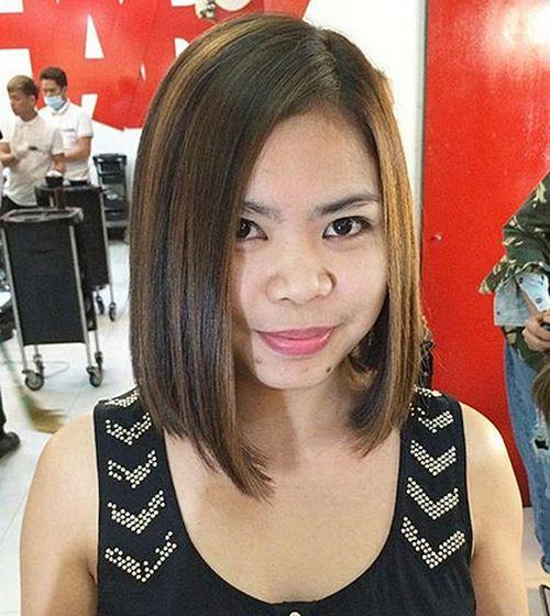 37 coupes de cheveux moyennes mignonnes pour alimenter votre imagination 5e414c205416d - 37 coupes de cheveux mi long mignonnes pour alimenter votre imagination