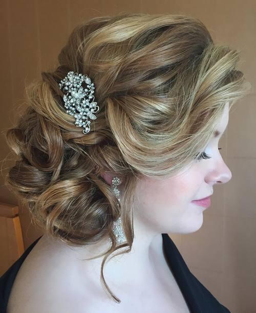 40 coiffures de mariage magnifiques pour les cheveux longs 5e415c1c37e77 - Pastis 51 lance le demi 51