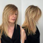 40 coiffures longues et coupes de cheveux pour les cheveux fins