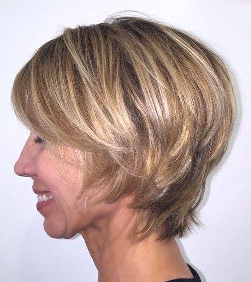 50 coiffures et coupes de cheveux blondes les plus tendances