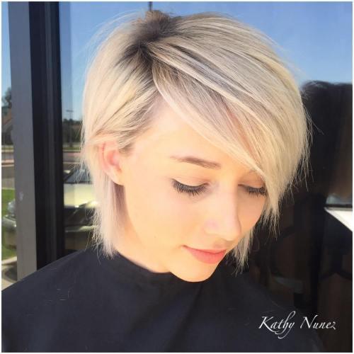 50 coiffures et coupes de cheveux blondes les plus tendances 5e42815eef9b6 - 50 coiffures et coupes de cheveux blondes les plus tendances