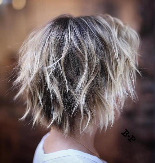 50 coiffures et coupes de cheveux blondes les plus tendances 5e42815f6953f - 50 coiffures et coupes de cheveux blondes les plus tendances