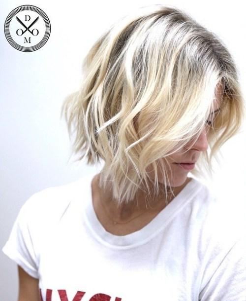 50 coiffures et coupes de cheveux blondes les plus tendances 5e4281605fab5 - 50 coiffures et coupes de cheveux blondes les plus tendances