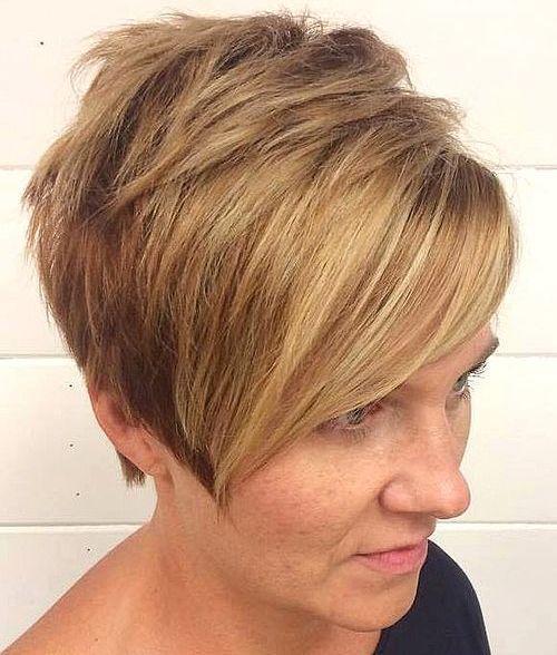 50 coiffures et coupes de cheveux blondes les plus tendances 5e428161011b6 - 50 coiffures et coupes de cheveux blondes les plus tendances